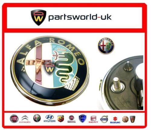 Alfa Romeo 159 Sport Wagon SW Boot Tailgate Badge 50500393
