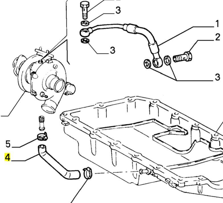 Fiat Engine Diagrams
