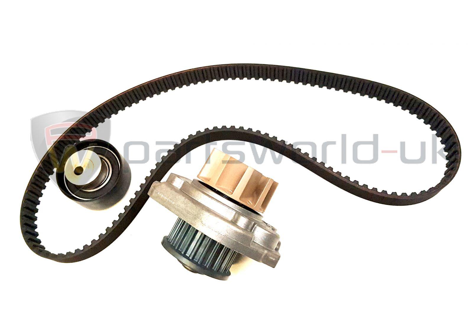 Fiat Timing Belt Auto Electrical Wiring Diagram Viair Relay 40043 4 00p Portable Compressor Abarth Water Pump U0026 Cam Tensioner