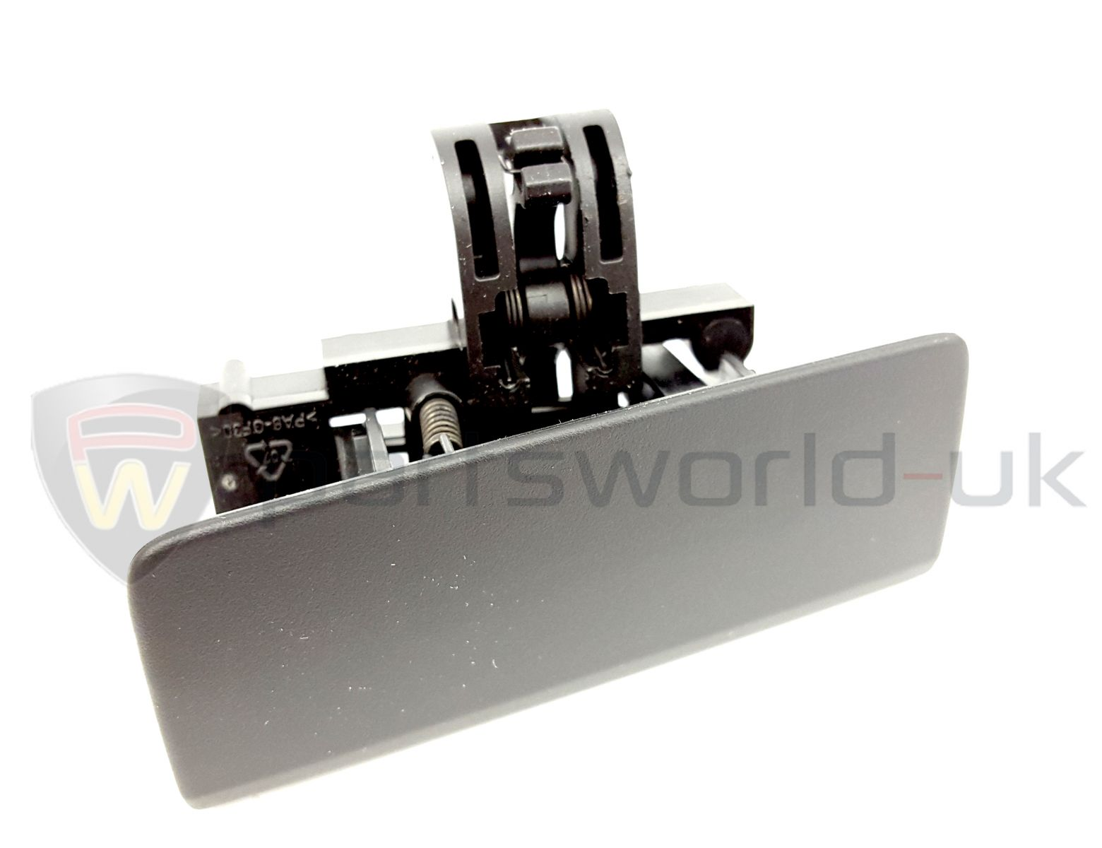 Fiat Punto Glove Box Fuse : Fiat grande punto black glove box front lid handle catch